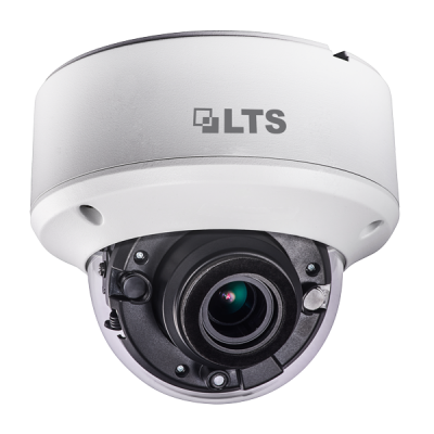 Platinum Motorized VF Vandal Dome HD-TVI Camera 2.1MP