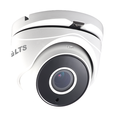 Platinum Starlight HD-TVI Turret Camera, 2.1MP