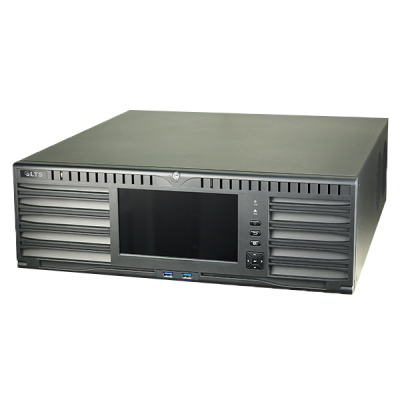 Platinum Enterprise Level 256 Channel NVR 3U