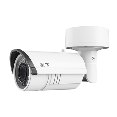 Platinum Motorized Lens Bullet Network IP Camera 5MP
