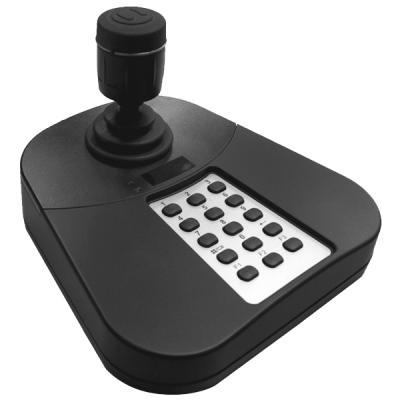 Joystick for IP PTZ - USB Communication