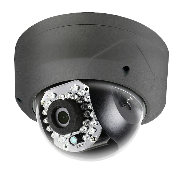 Platinum Ip Fixed Lens Dome Camera 4 1mp 2 8mm
