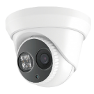 Platinum Fixed Lens Turret IP Camera 4.1MP - 4mm