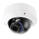 Platinum Varifocal Vandal Dome Network IP Camera 4.1MP