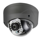 Platinum Fixed Lens Dome IP Camera 4.1MP - 2.8mm