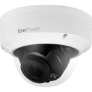 4MP HDCVI IR Dome Camera with varifocal lens