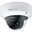 6MP IR Mini Dome Network Camera with 2.8mm lens
