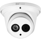 8MP IR Eyeball Network Camera with 2.8mm lens
