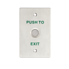 Exit Button N/O