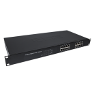 PoE 16 Port Gigabit Switch - 250W