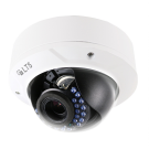 Platinum Motorized Varifocal Vandal Dome Network IP Camera 5MP