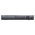 Platinum Advanced Level HD-TVI 4 Channel DVR Compact Case - Efficient Mode