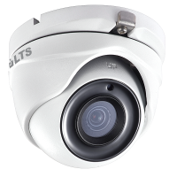 Platinum Fixed Lens Turret HD-TVI Camera 2.1MP - 3.6mm